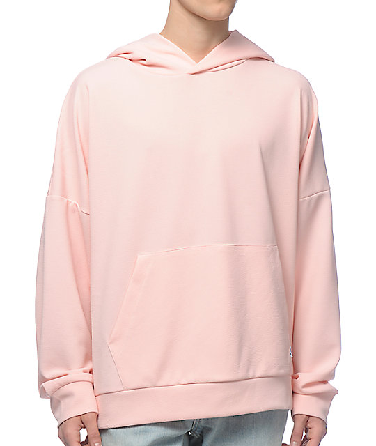Summer Liverpool Light Pink Hoodie