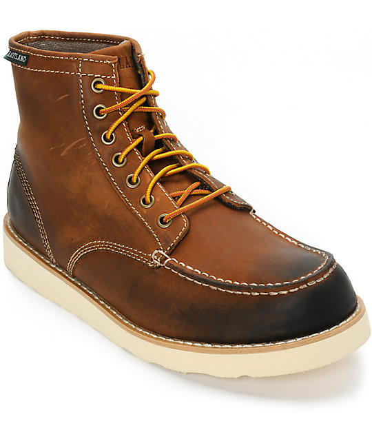 Eastland Lumber Up Leather Boots