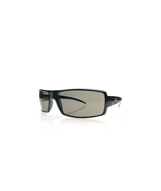 Electric EC DC Gloss Black & Grey Sunglasses