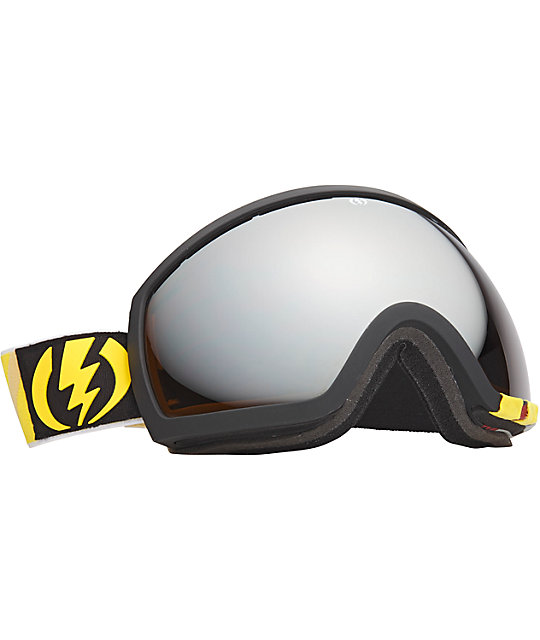 Electric EG2 Andreas Wiig Bronze & Silver Snowboard Goggles