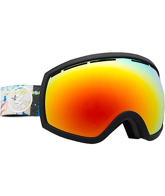 Electric EG2 Haunt Snowboard Goggles