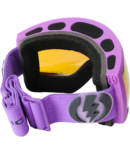 Electric EG2.5 Royal Purple Snowboard Goggles