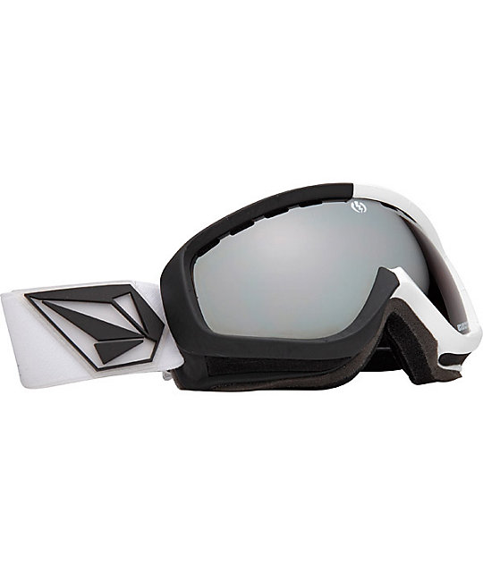 Electric EGK Kids V.Co-Lab Black & White Goggles