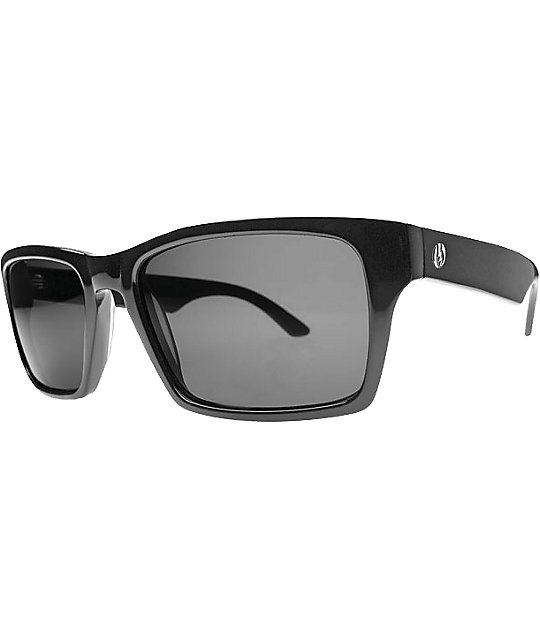 Electric Hardknox Matte Black & Grey Sunglasses
