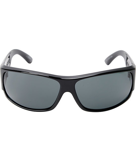 Electric Module Gloss Black & Grey Sunglasses