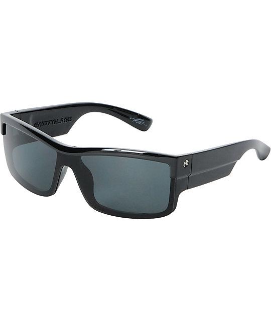 Electric Shotglass Black & Grey Sunglasses
