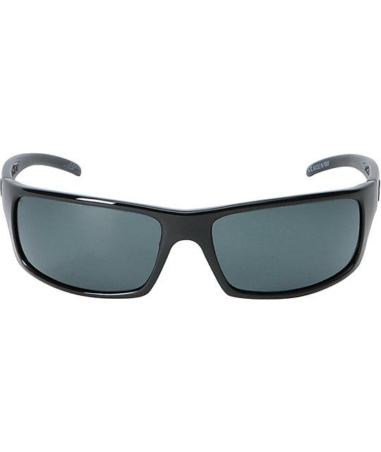 Electric Technician Black & Grey Sunglasses