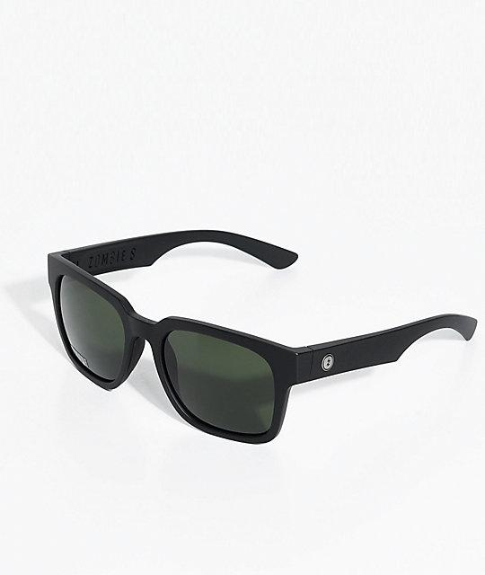 Electric Zombie S Matte Black & Grey Sunglasses
