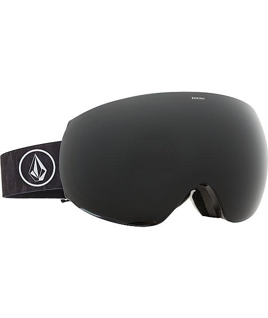 Electric X Volcom Eg3 Co Lab Snowboard Goggles