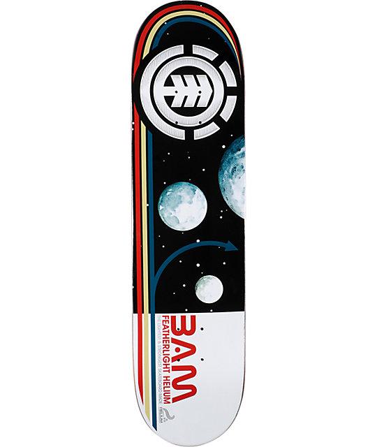 "Element Bam Astral 8""  Skateboard Deck"