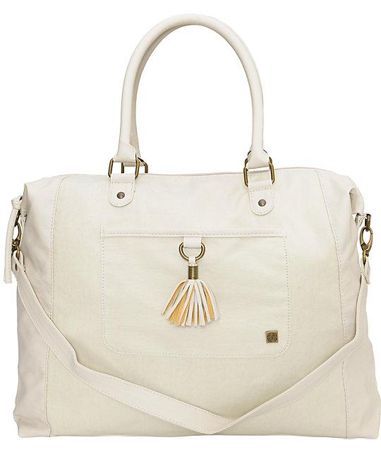 Element Barreta Natural Canvas Shoulder Bag