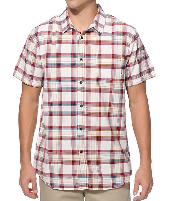 Element Benchmark Button Up Shirt
