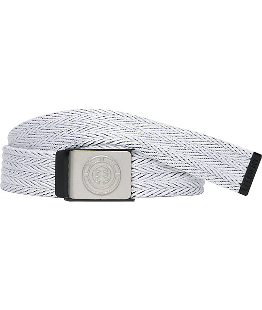 Element Composite White Belt