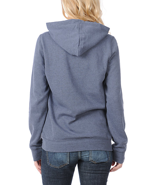 Element Corey Charcoal Pullover Hoodie