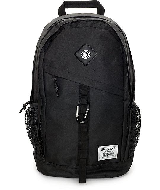 Element Cypress Flint Black 26L Backpack