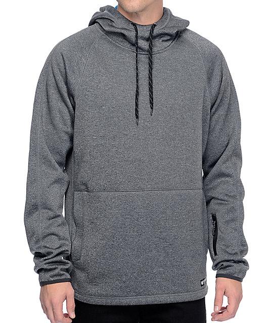 Element Deptford Grey Tech Fleece Hoodie