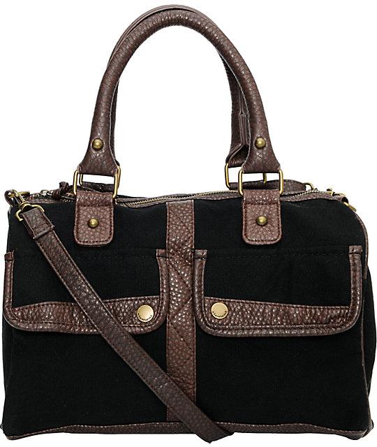 Element Echo Black Shoulder Bag