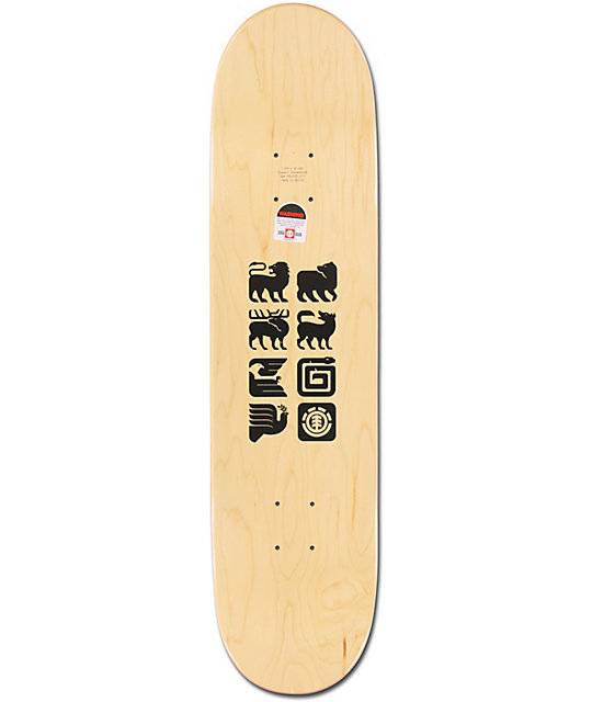 "Element Evan Chromatic 8.375""  Skateboard Deck"