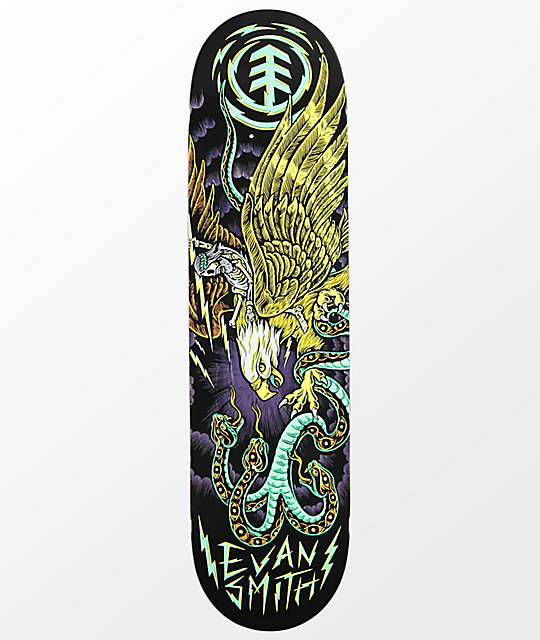 "Element Evan Survival 8.25"" Skateboard Deck"