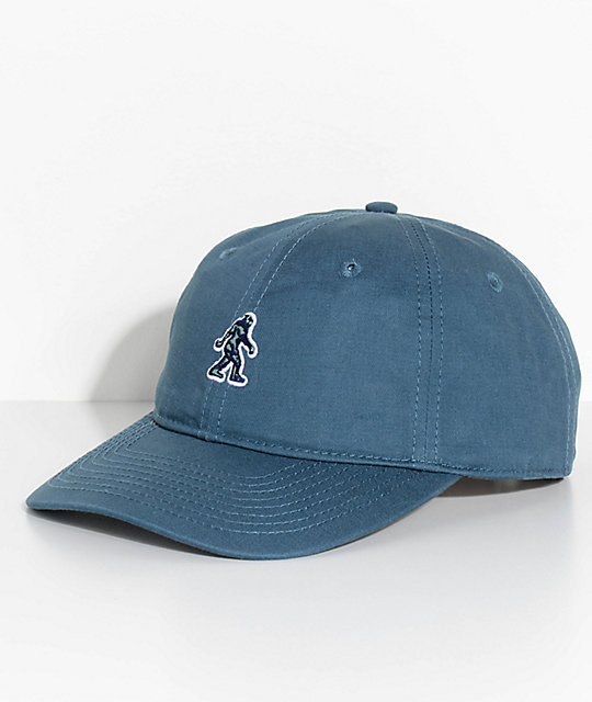 Element Fluky Blue Strapback Hat