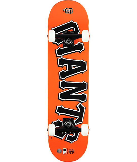 "Element Giants 7.75""  Complete Skateboard"