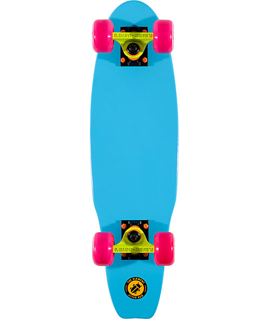 "Element Jitter Bug 24.75""  Cruiser Complete Skateboard"