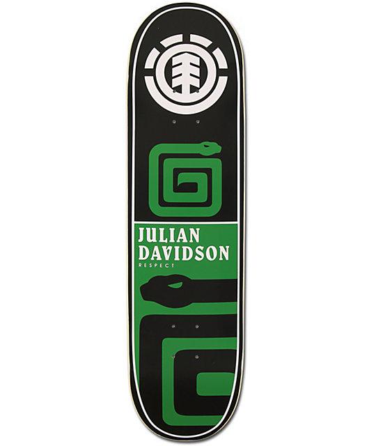 "Element Julian Chromatic 8.25""  Skateboard Deck"