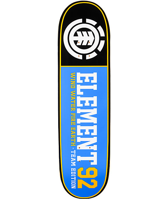 "Element Level 92 8.375""  Skateboard Deck"