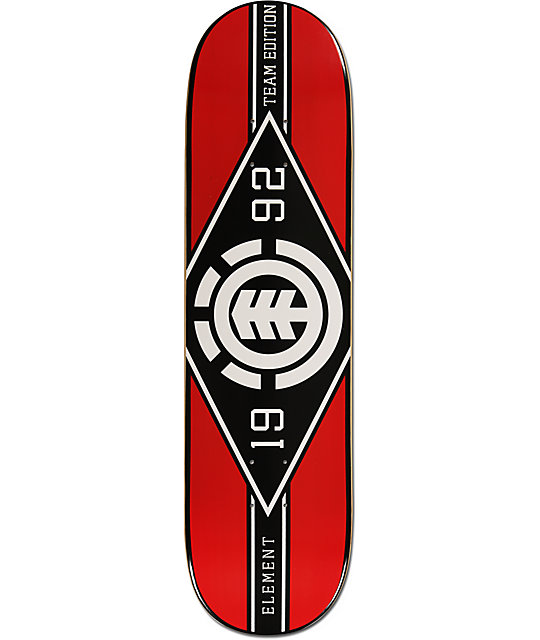 "Element Major League 8.25""  Skateboard Deck"