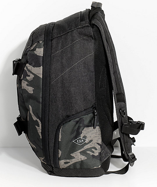 Element Mohave Map Camo 30L Backpack