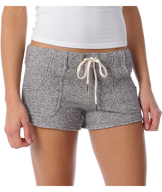 Element Newton Grey Loop Terry Short