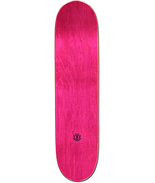 "Element Nyjah Braincells 7.75"" Skateboard Deck"