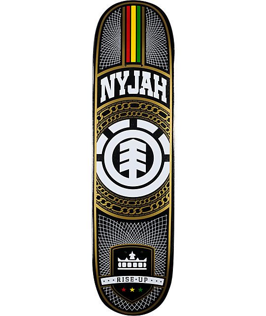 Element Nyjah Chains 8.125