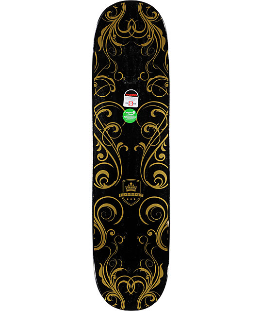 "Element Nyjah Chains 8.125""  Skateboard Deck"