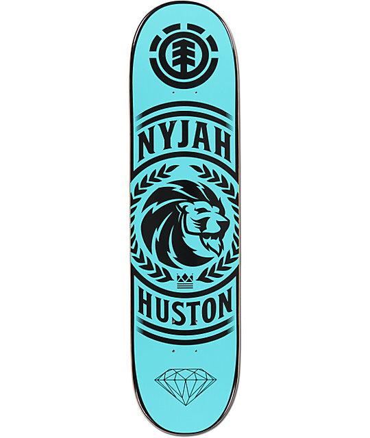 "Element Nyjah Clarity 8.0""  Skateboard Deck"