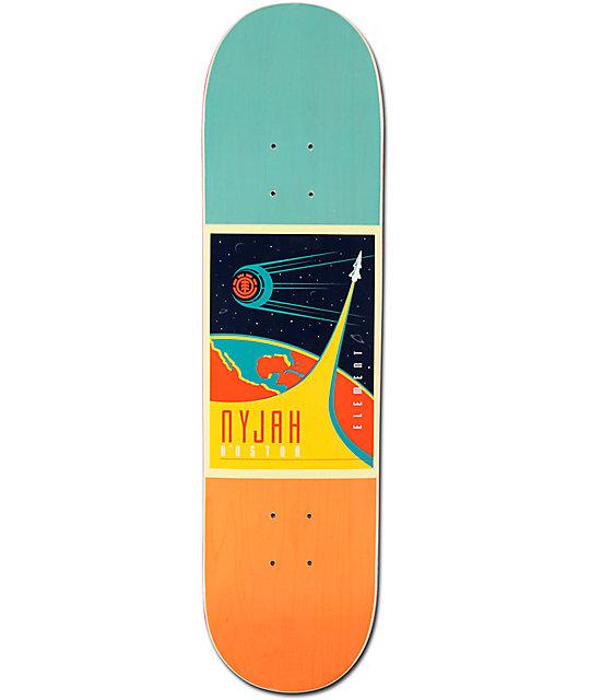 "Element Nyjah Cosmonaut Helium Featherlight 8.0""  Skateboard Deck"