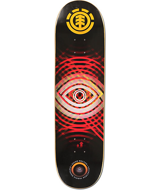 "Element Nyjah ESP 8.4""  Skateboard Deck"