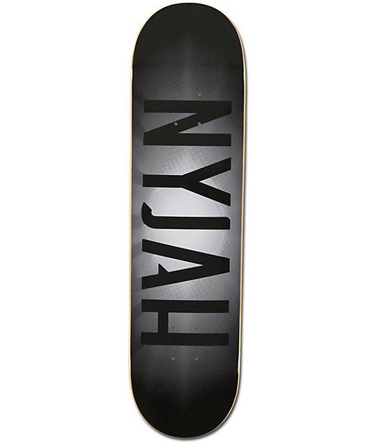 Element Nyjah Fade To Black 8.0