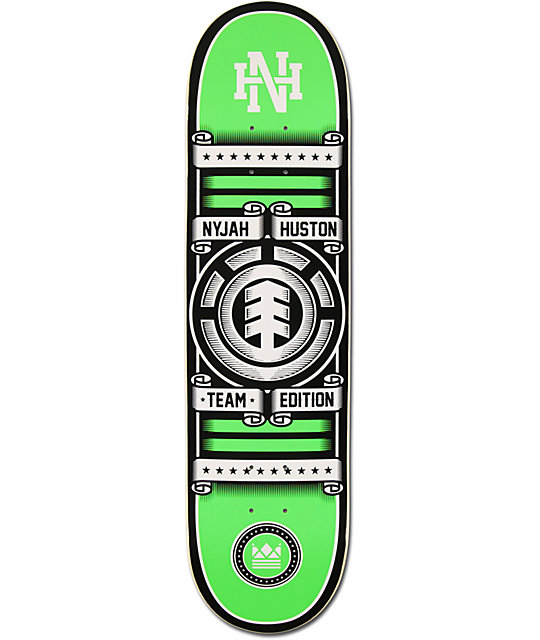 Element Nyjah Huston Rollin 8.0