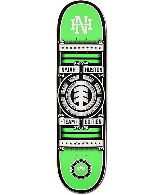 "Element Nyjah Huston Rollin 8.0""  Skateboard Deck"