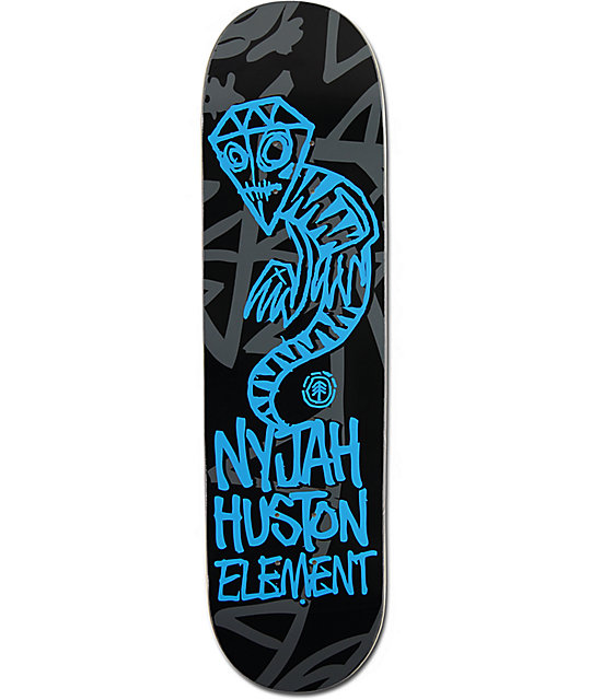 "Element Nyjah Sprites 8.125""  Skateboard Deck"