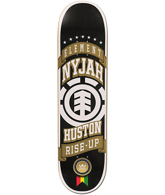 "Element Nyjah x Street League Series 8.0""  Skateboard Deck"