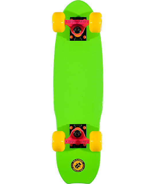"Element Pincher Bug 23.125""  Cruiser Complete Skateboard"