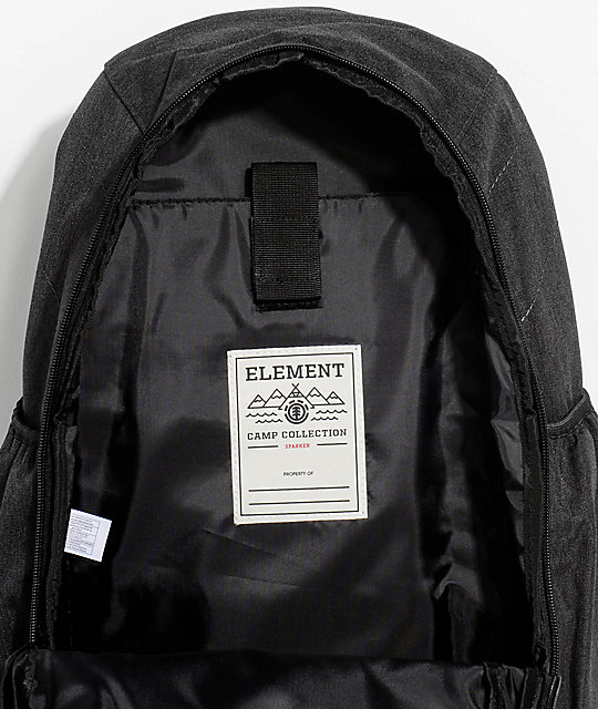 Element Sparker Heather Grey 30L Backpack