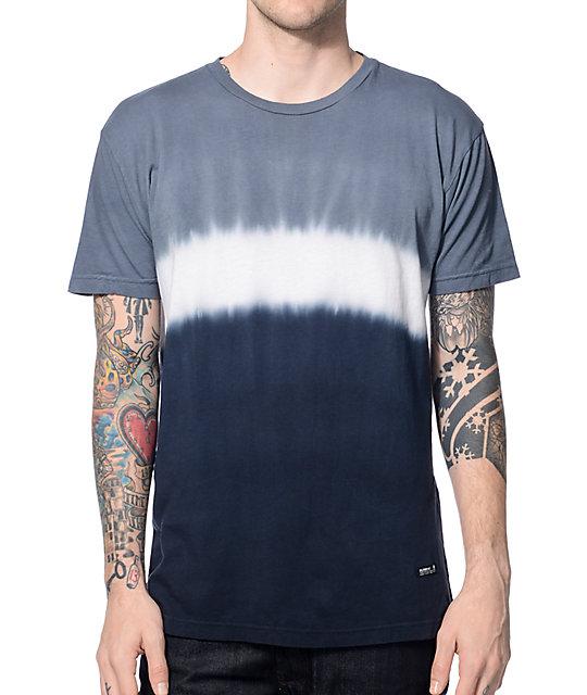 Element Woodstock Grey Tie Dye T-Shirt