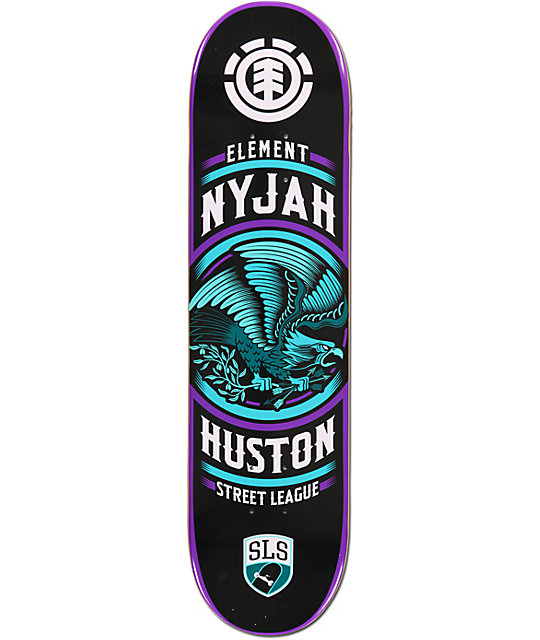 Element x Street League Nyjah Huston 8.0