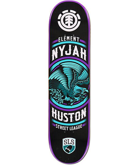 "Element x Street League Nyjah Huston 8.0""  Skateboard Deck"