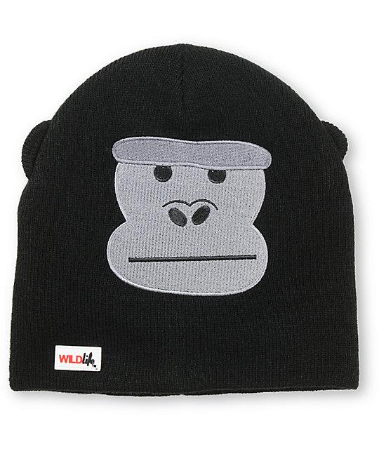 Elm Wildlife Gorilla Beanie