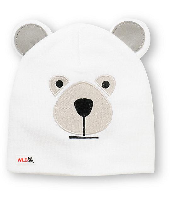 Elm Wildlife Polar Bear Beanie