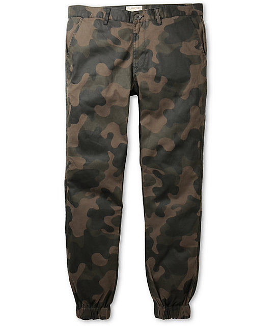 Brilliant TheMogan Casual Ladies Camouflage Army Jogger Pants  EBay